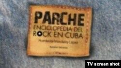 """Parche"", obra de Humberto Manduley. Cubierta del libro."