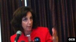 Cancillería de EE. UU. se reúne con jefe de Sección de Intereses de Cuba