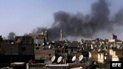 La ONU trabaja en posible investigación sobre uso de armas químicas
