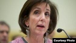 Roberta Jacobson, secretaria adjunta para Asuntos del Hemisferio Occidental.