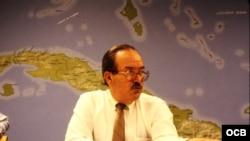 Ernesto Betancourt, primer director de Radio Martí