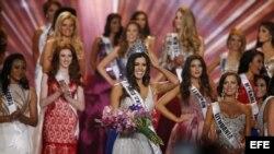 Coronación de la colombiana Paulina Vega como Miss Universo 2014.