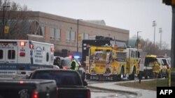 Dos estudiantes resultaron heridos y otro ─el atacante─ muerto, durante un tiroteo en una escuela de Great Mills, Maryland.