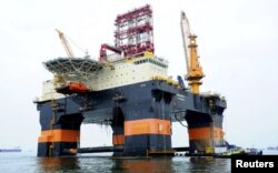 La firma española Repsol perforó en aguas cubanas con la plataforma Scarabeo-9, pero no halló petróleo comercialmente viable.