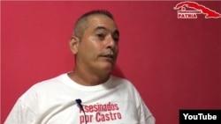 Hugo Damián Prieto Blanco, líder de FACOZT.