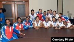 Equipo cubano de sóftbol