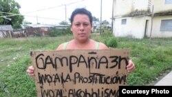 """La """"Campaña 3N"""" le dice NO al alcoholismo, la prostitución y la apatía"""