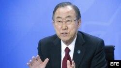 Envían carta a Ban Ki Moon sobre situación de derechos humanos en Cuba