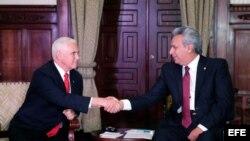 Expectativas tras la visita de Mike Pence a América Latina