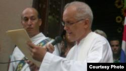 Padre Jorge Catasús Fernández.