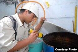 Más de 3000 estudiantes de medicina han sido movilizados en Holguín debido a la elevada infestación de dengue.