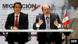 Autoridades migratorias de Brasil, Colombia, Ecuador y Perú se reúnen para hablar sobre éxodo venezolano