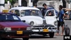 Unos 786 millones de pasajeros se trasladaron en medios alternativos en Cuba en 2016.