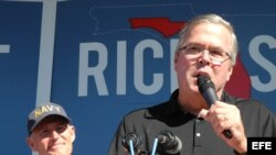 Ex gobernador Jeb Bush.
