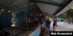 Mercado agropecuario en el Sandino de Santa Clara