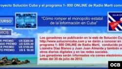 1800 Online - Concurso