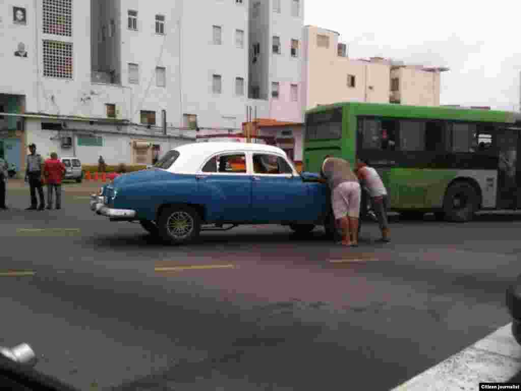 Reporta Cuba Accidente Foto Jorge Bello Domínguez