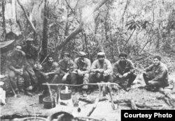Guerrilla cubana en Bolivia