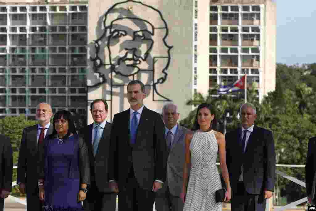 Finalmente, en el año 2019 se concretó el viaje de los reyes de España a Cuba. La visita fue durante la conmemoración de los 500 años de La Habana.