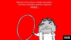 La gestión cultural del gobierno cubano a debate
