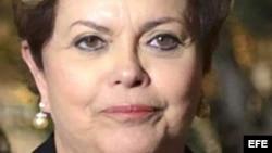 Paula Rousseff, hija de la presidenta de Brasil Dilma Rousseff.