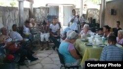Programas humanitarios de la sociedad civil en la isla