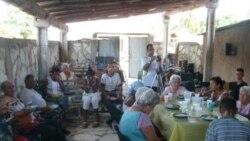 El protocolo de cooperación entre las Damas de Blanco y los Municipios de Oposición de la provincia Artemisa