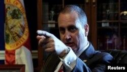 El legislador cubanoamericano Mario Diaz Balart. REUTERS/Yuri Gripas