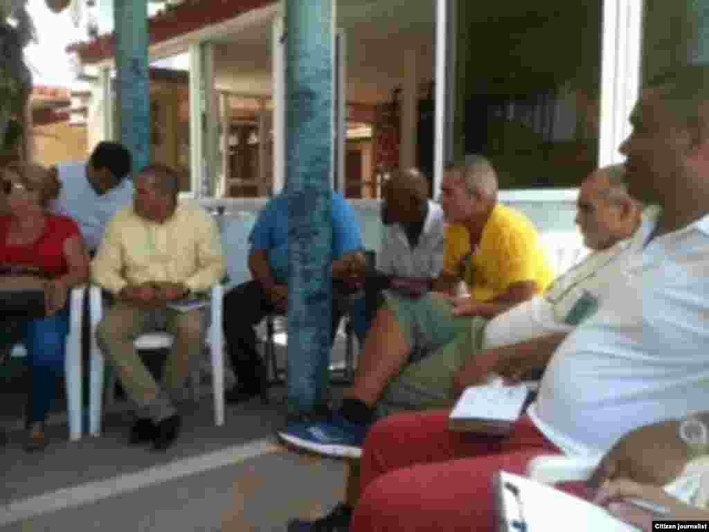 Reporta Cuba Foro DyL reunion 28 de agosto