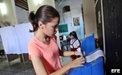 Elecciones en Cuba no cumplen con los estándares democraticos.