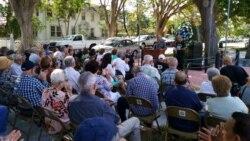 Exiliados cubanos conmemoran en Miami el Día del Preso Político