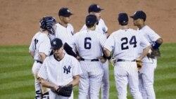 Como le gusta los Yankees al Guajiro!!!
