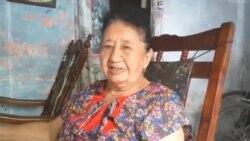 Cuba: Anciana vive hace 48 años en casa en peligro de derrumbe
