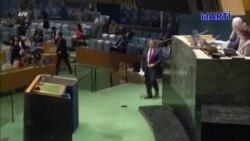 """Brasil y Colombia votaron """"no"""" a favor de la resolución en la ONU que busca eliminar embargo"""