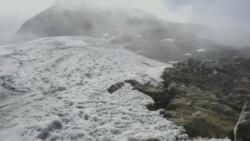 Venezuela será el primer país sudamericano que se quedará sin glaciares