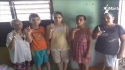 Info Martí | Familia de opositores cubanos denuncian violaciones en el sistema judicial castrista.