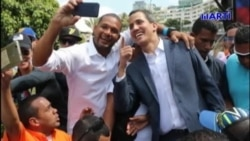 Juan Guaidó acusó al régimen de Maduro por la muerte de Edmundo Rada