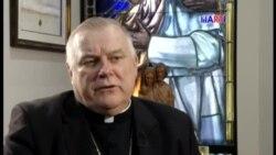 Arzobispo de Miami invita a orar por Venezuela en parroquia del Doral