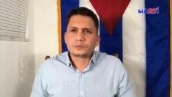 Se hace viral mensaje de Eliécer Ávila a Miguel Díaz-Canel