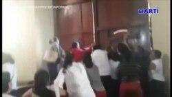 EE.UU condena el asedio del régimen nicaragüense contra las iglesias católicas