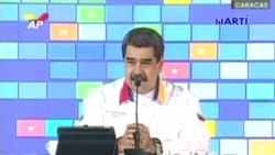 Maduro intenta vender la idea de que si pierde las elecciones se va del poder