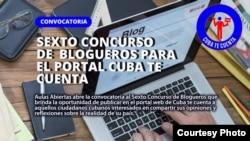 Concurso de blogueros.