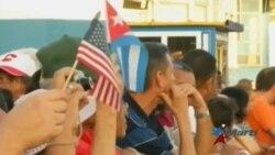Cubanos piden a Obama que preste atención a Derechos Humanos