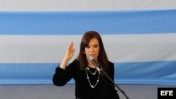 Someten a presidenta de Argentina a intervención quirúrgica