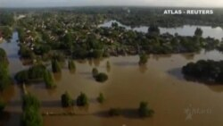 Ocho muertos y miles de evacuados por las fuertes lluvias en Lousiana
