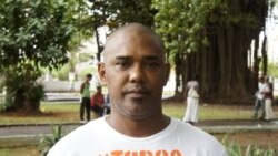 Angel Moya expone su punto de vista sobre aumento de la represión en Cuba