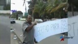 Represión y casi 200 arrestos en Cuba por manifestaciones pacíficas