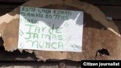 Vivienda sin esperanzas de reparación en Cuba/Cortesía de CIP-HABLEMOSPRESS.