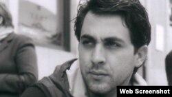 Manuel Zayas, periodista y cineasta cubano.