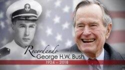 Especial de Television Marti: Muere el expresidente George H.W. Bush